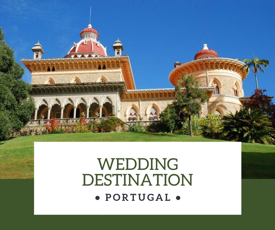DESTINATION WEDDINGS - Wedding Planner in Portugal