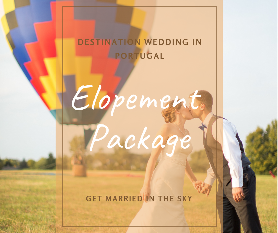 Portugal Elopement Packages