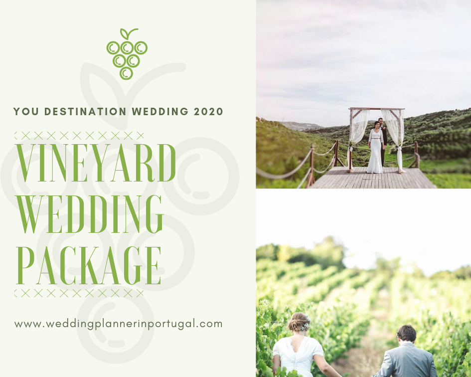 Wedding Packages 2020 - Wedding Planner Portugal