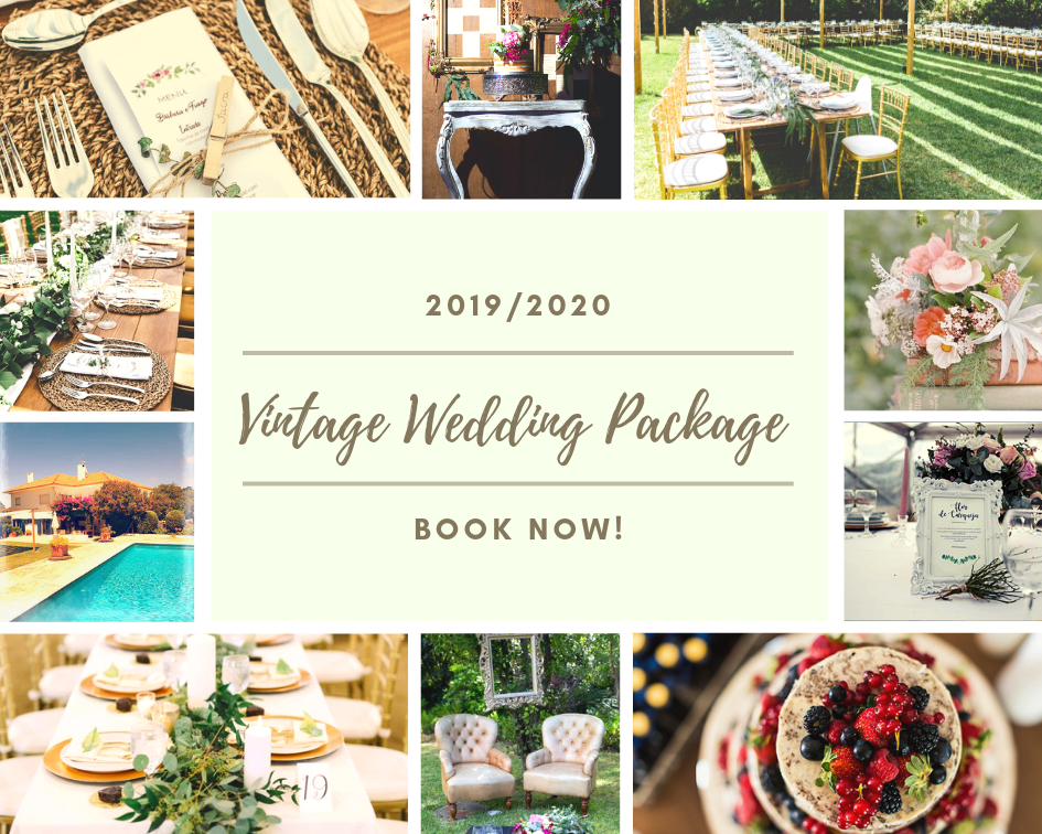 Wedding Packages 2020