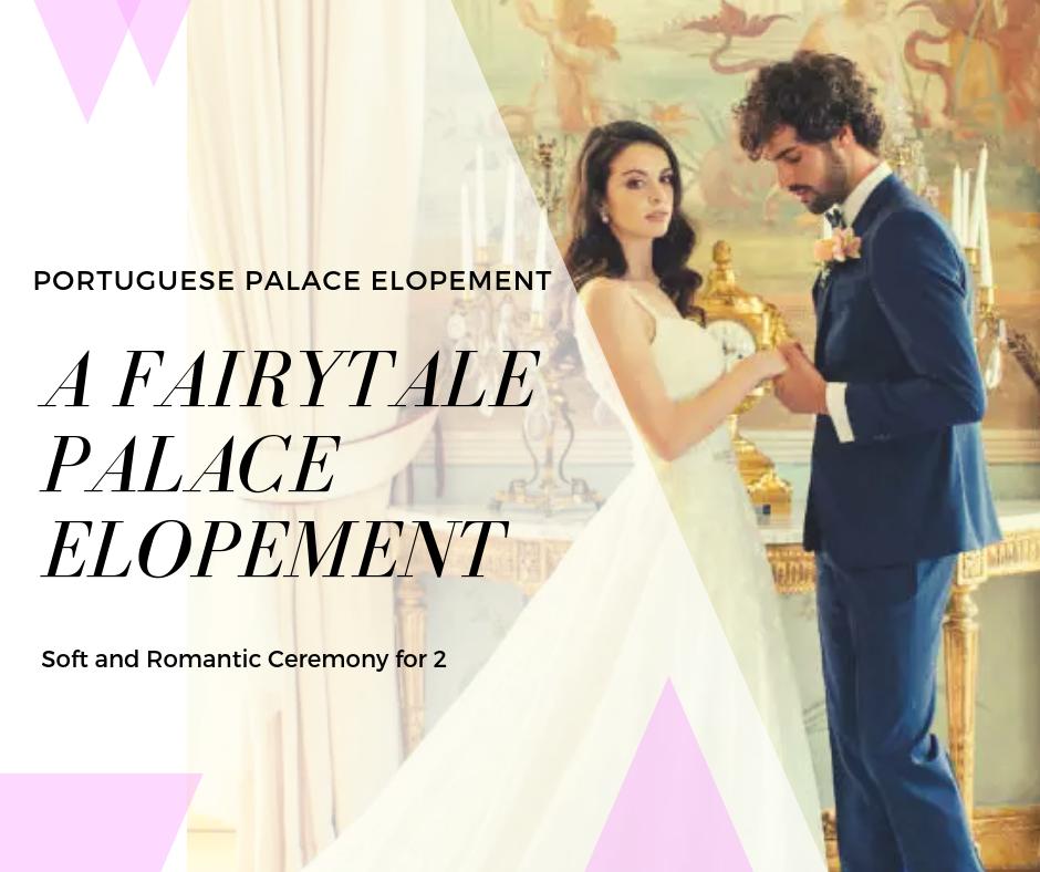 Casamento a Dois em Portugal - Seteais - Sintra