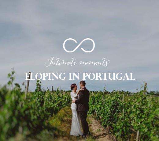 MARIAGE POUR DEUX AU PORTUGAL
