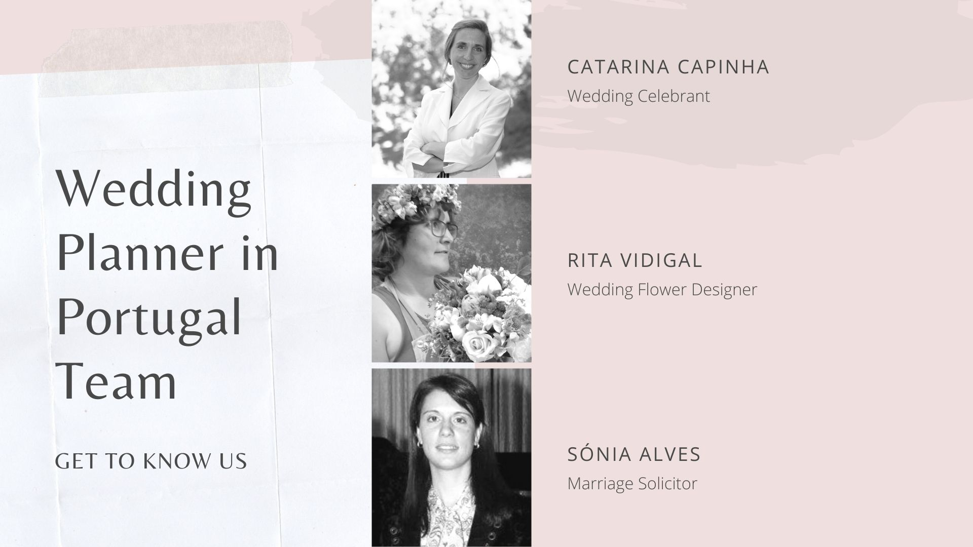 Wedding Planner in Portugal - About Us