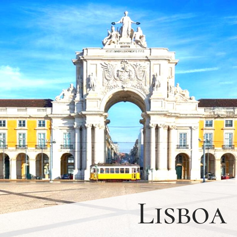 Getting Married in Portugal - Lisbon
