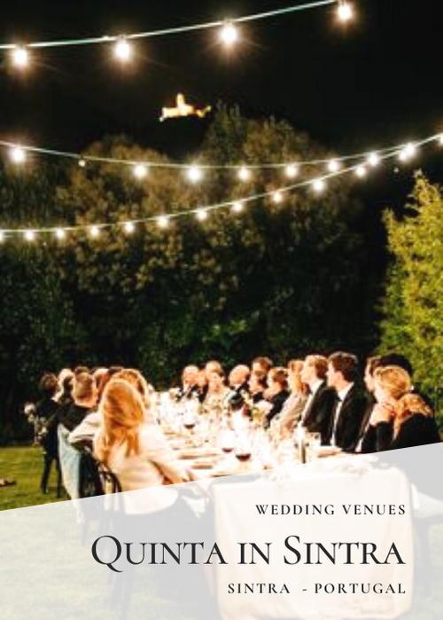 Sintra Wedding Venue