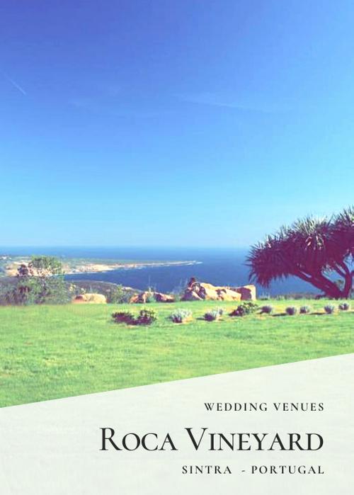 Vineyard Wedding Venue Portugal
