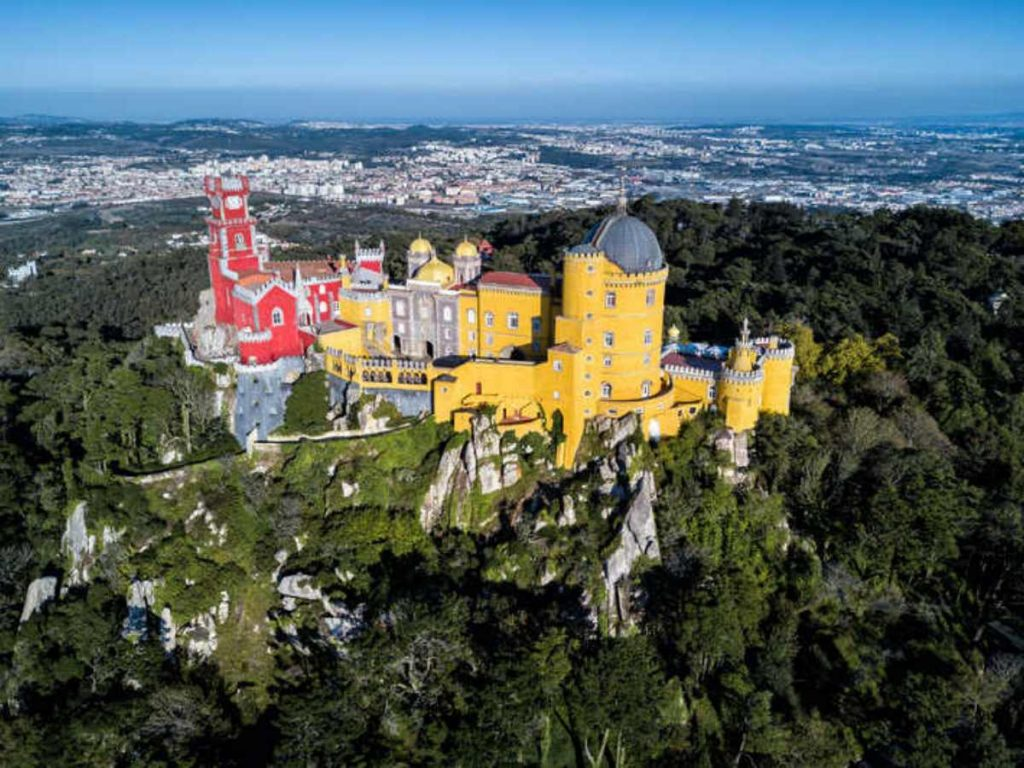 Sintra - Getting Married in Portugal