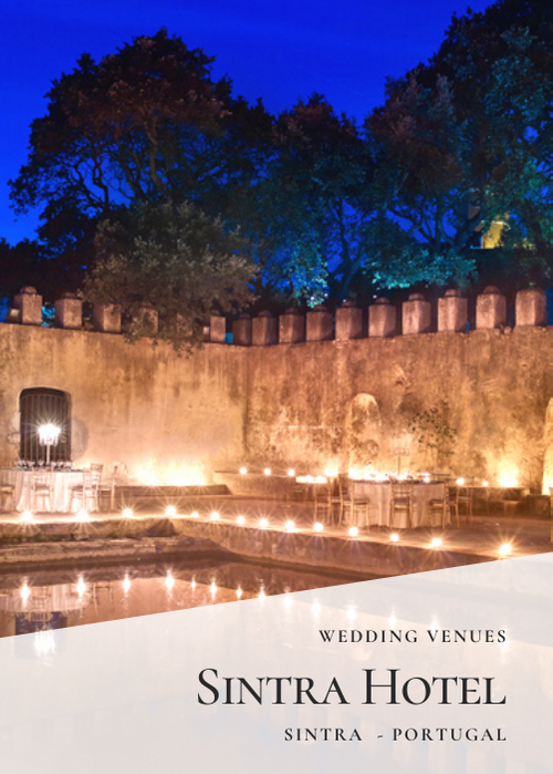 Sintra Wedding Venue