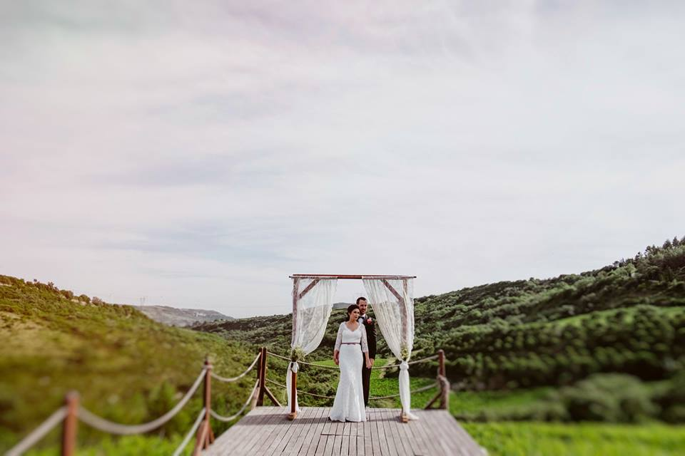 Wedding Venues in Portugal with Accommodation_Vineyard
