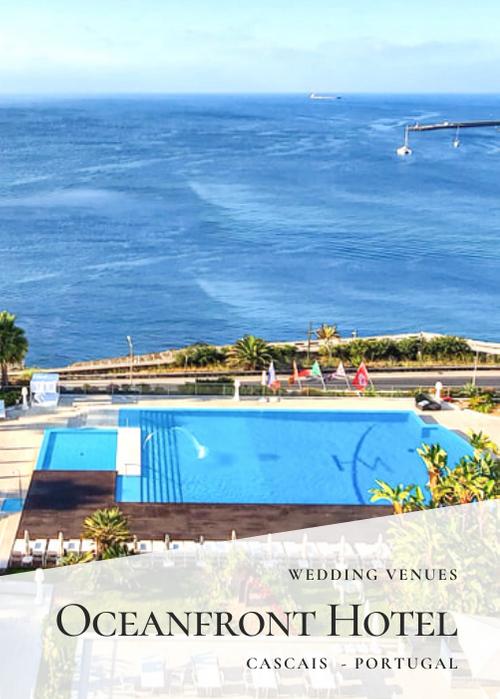 Oceanfront Wedding Venue Portugal