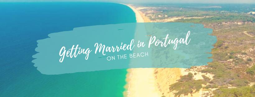 Portugal Beach Wedding