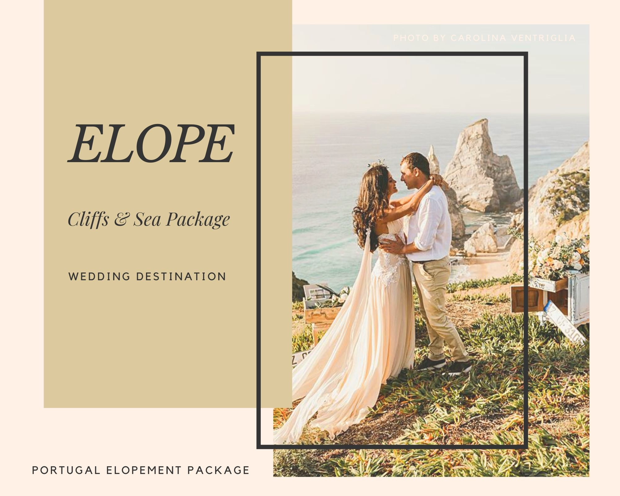 Elopement Package - Wedding Planner in Portugal