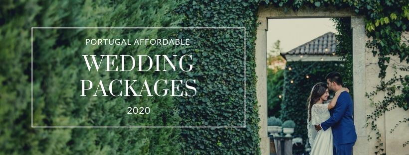 Affordable 2020 wedding packages