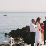 By The Sea Wedding Ceremony