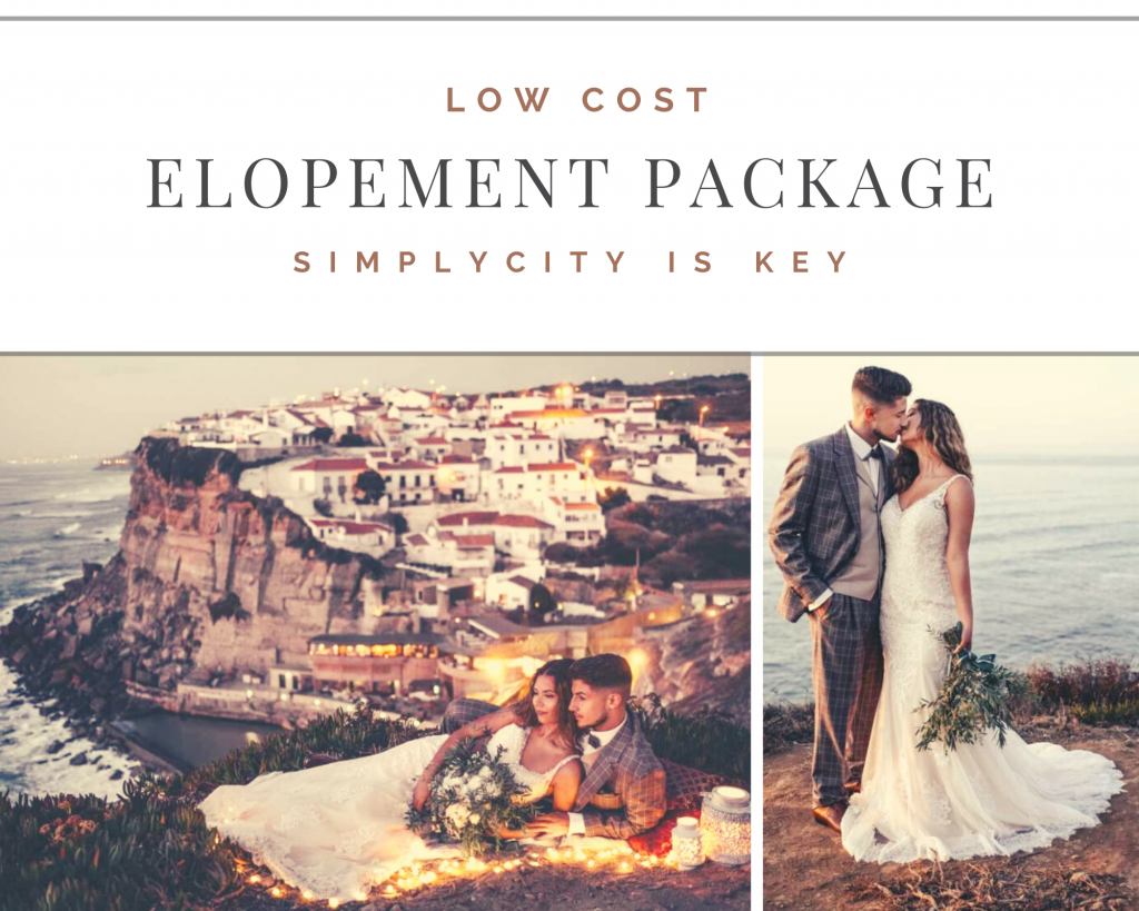 Elopement Package - LOW COST -Wedding Planner in Portugal