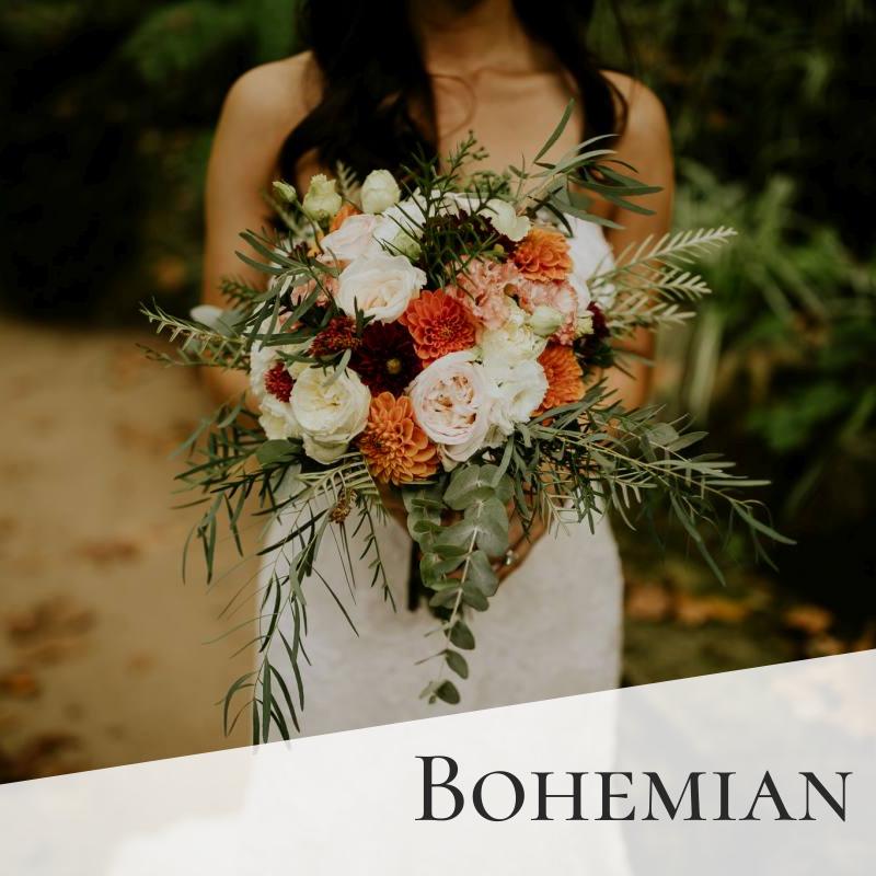 Bohemian wedding - Wedding Style Ideas
