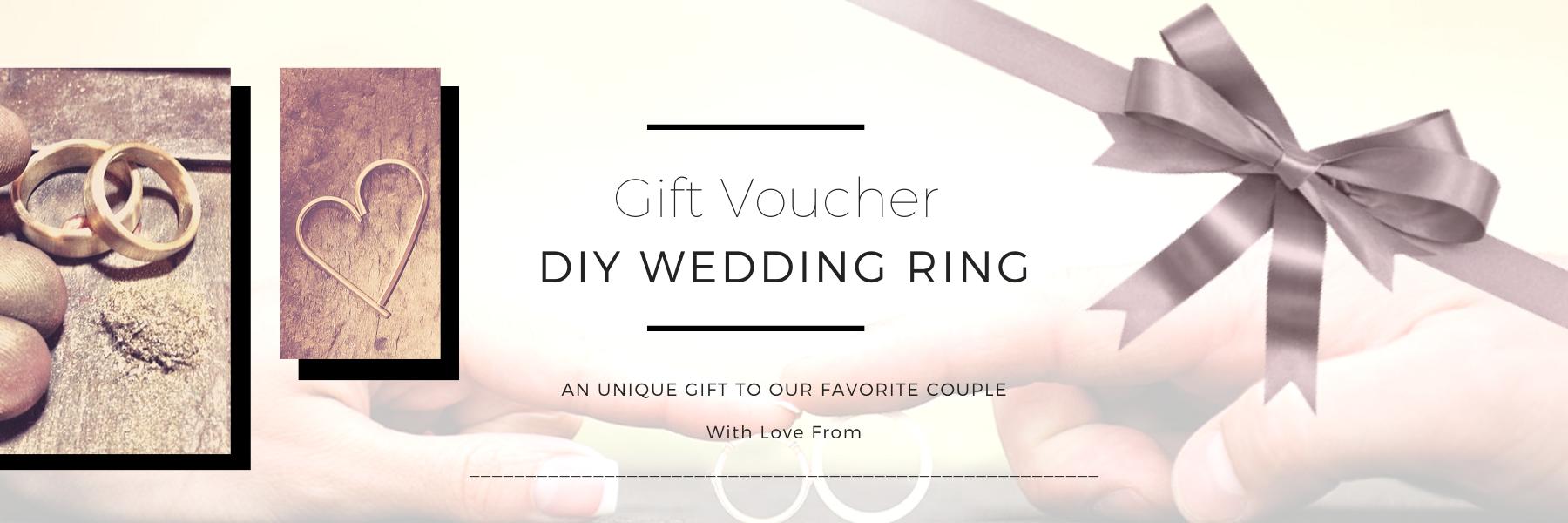 Workshop Wedding Ring