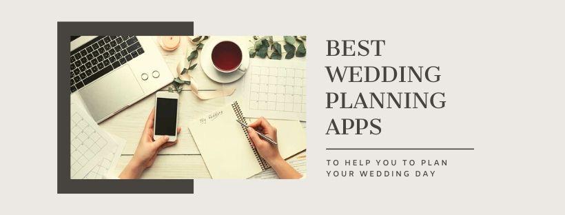 Best Wedding Planning Apps