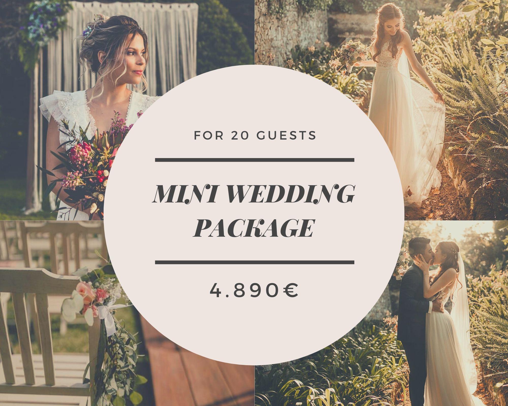 Mini Wedding Package in SintraMini Wedding Package in Sintra