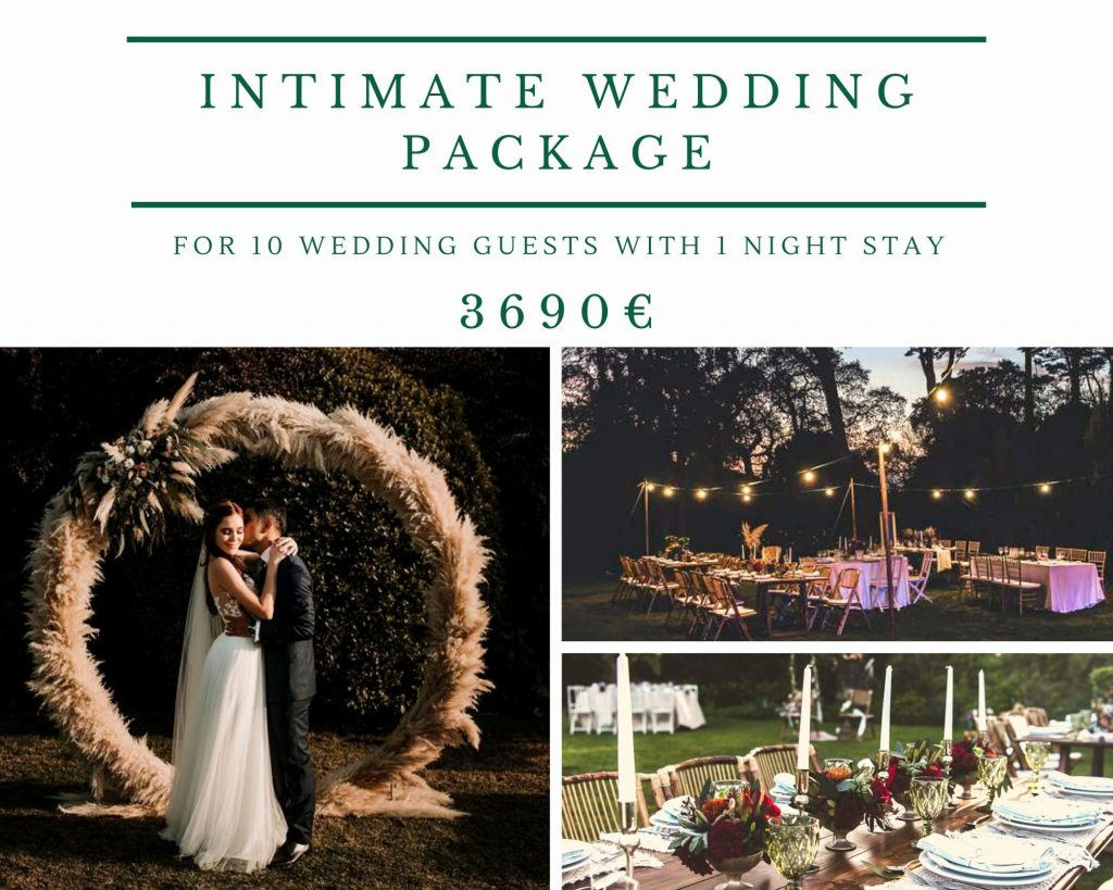 Small Wedding Packages