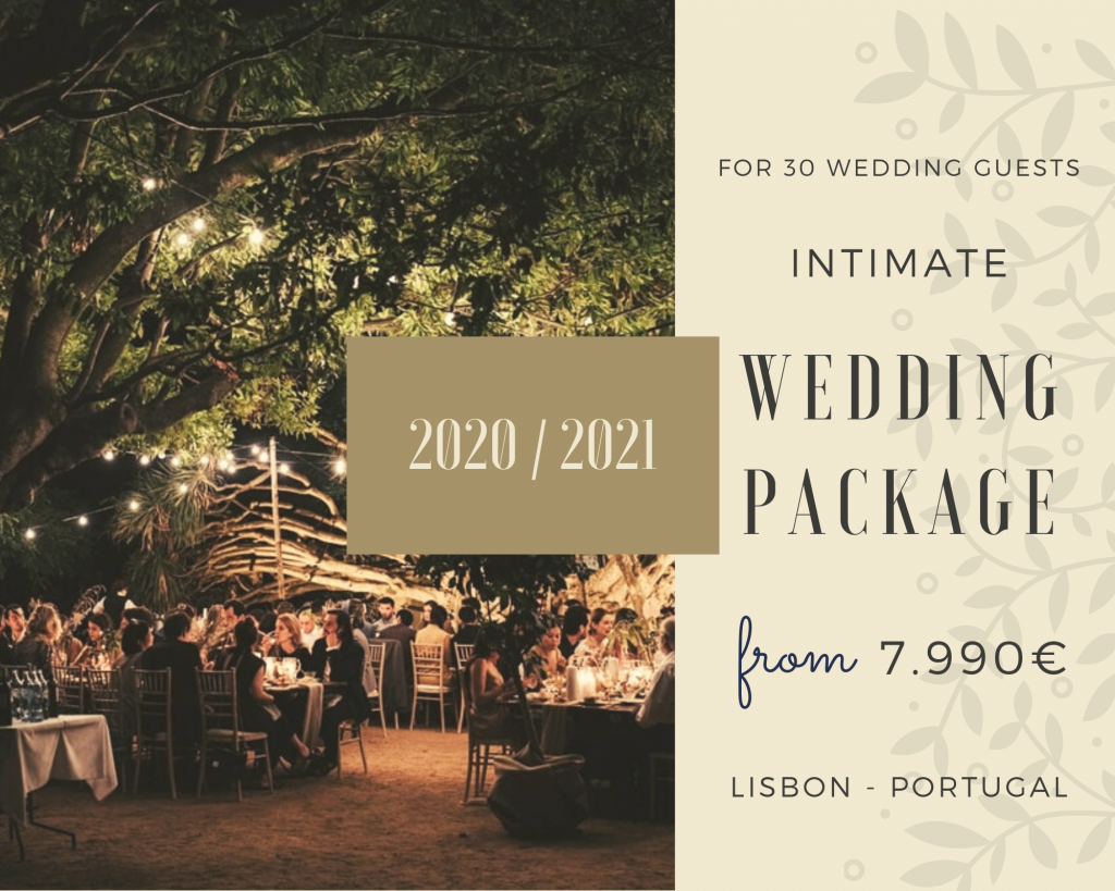 Lisbon Mini Wedding Package