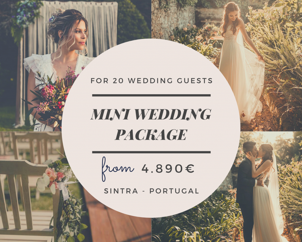 Mini Wedding Pack Sintra_