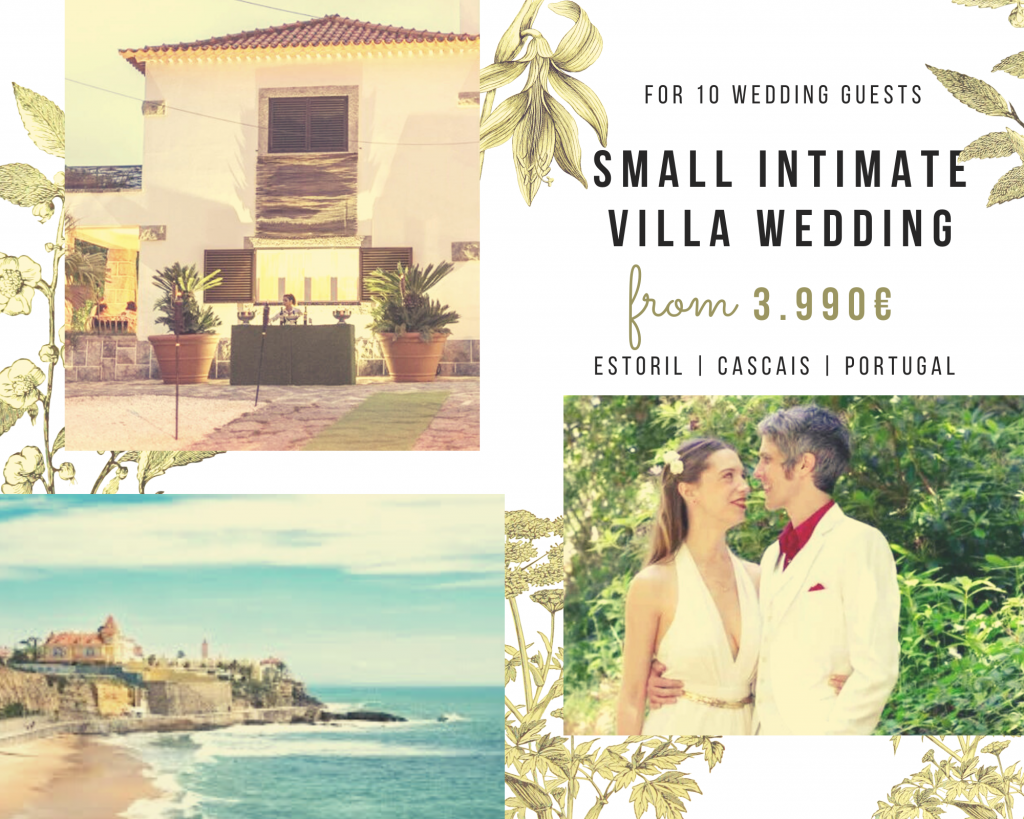 Small Intimate Wedding Villa