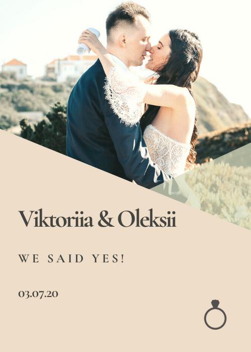 Viktoriia & Oleksii - Elopement by the Sea in Portugal