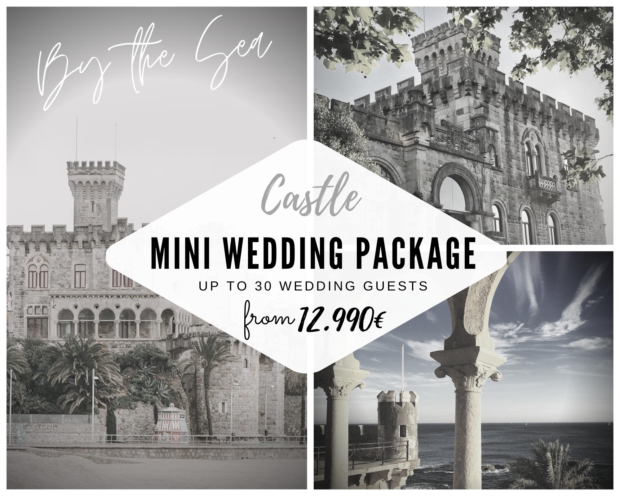 Castle Wedding Package_