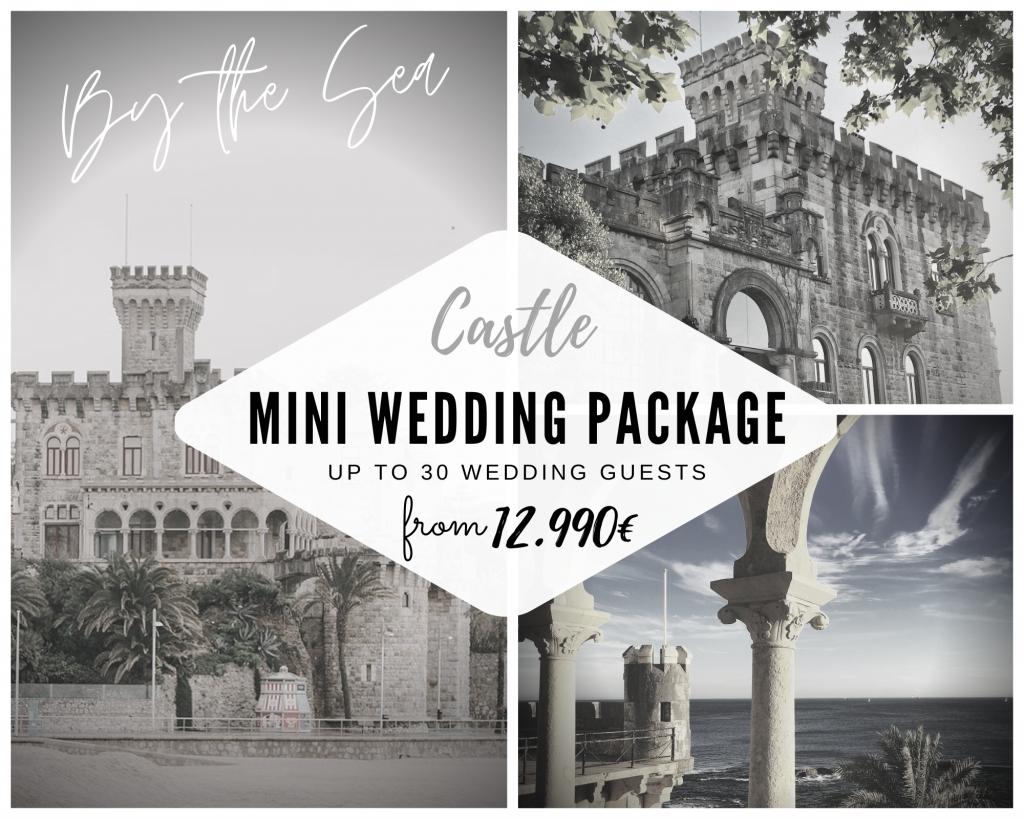 Castle Wedding Package
