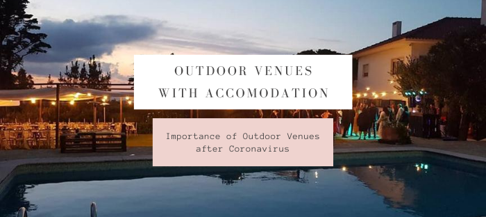 Outdoor Venues with Accomodation_