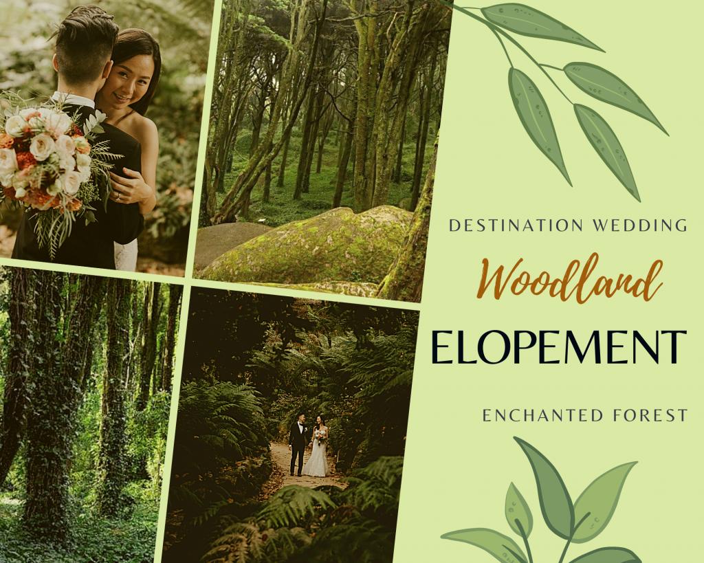 Casamento a Dois na Floresta