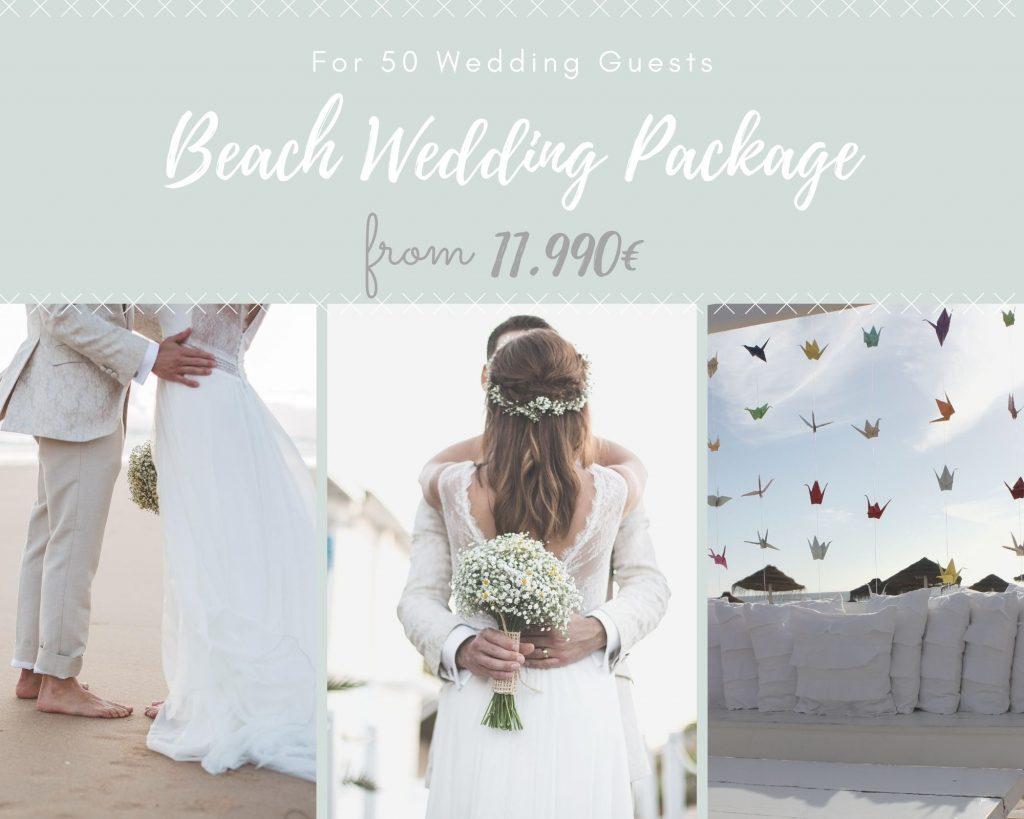 Pacote Casamento na Praia