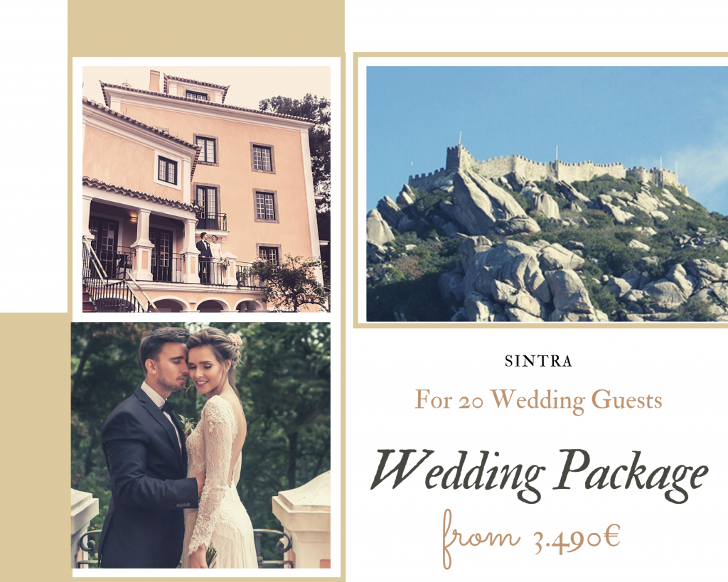 Sintra Mini Wedding Package
