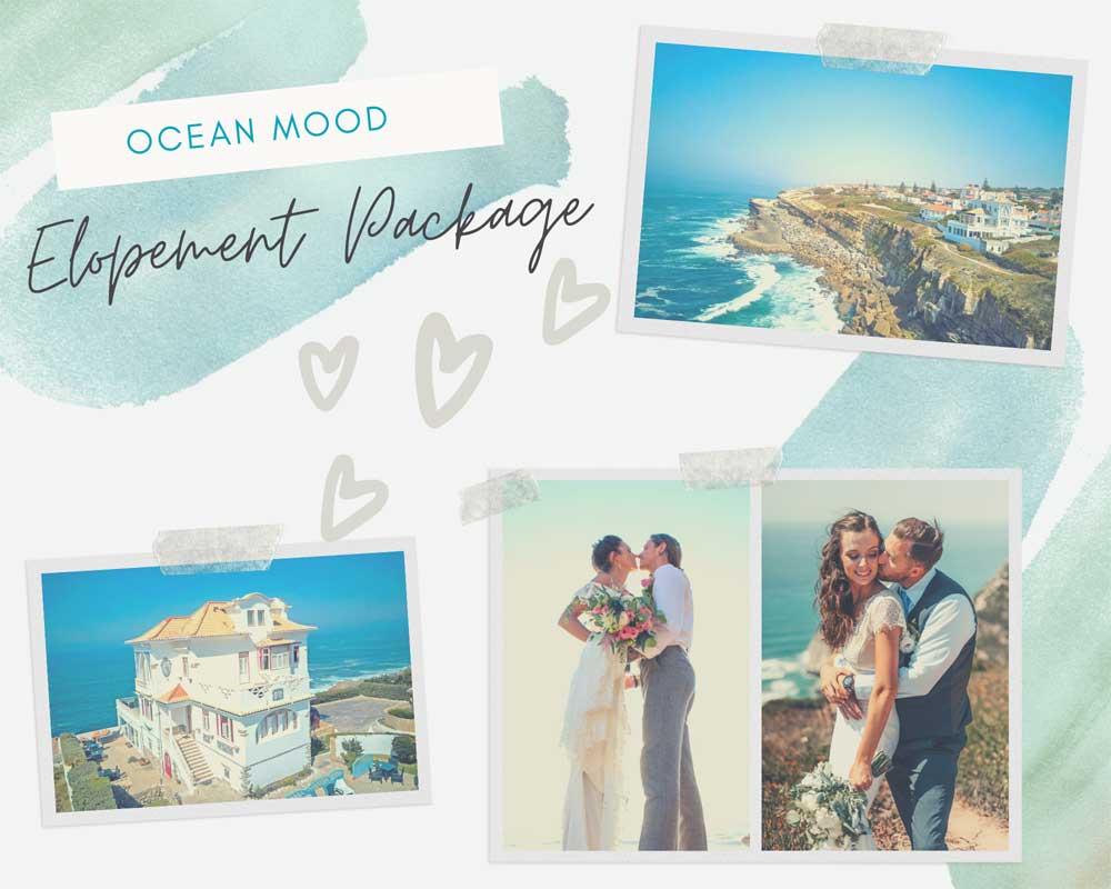 Casamento a Dois Villa à beira mar em Sintra Portugal_Organizacao de Casamentos