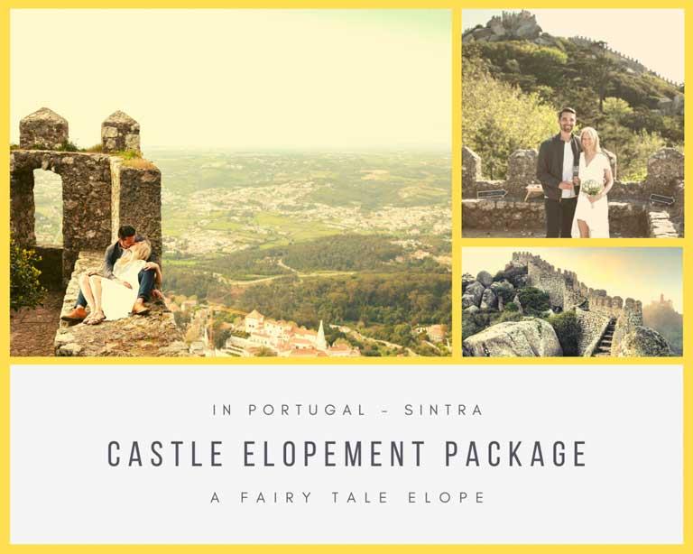 Casamento a Dois num Castelo em Portugal_Organizacao de Casamentos