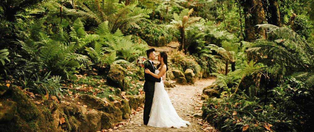Destination Wedding in Sintra_Monserrate Palace Venue