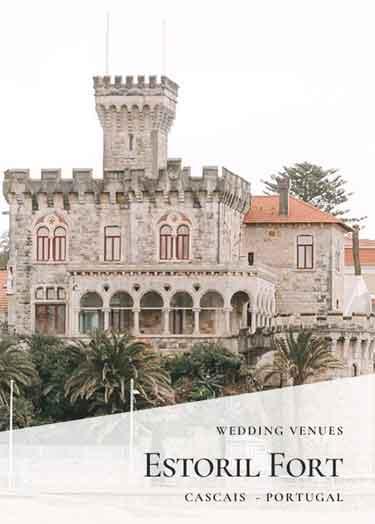 Espacos para Casamentos em Portugal_Castelo no Estoril