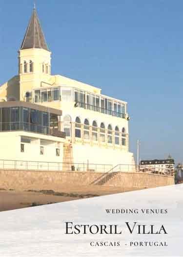Espacos para Casamentos em Portugal_Villa no Estoril