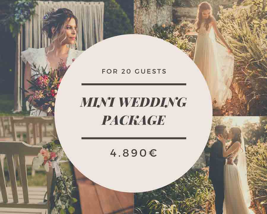 Mini Wedding in Sintra_Package