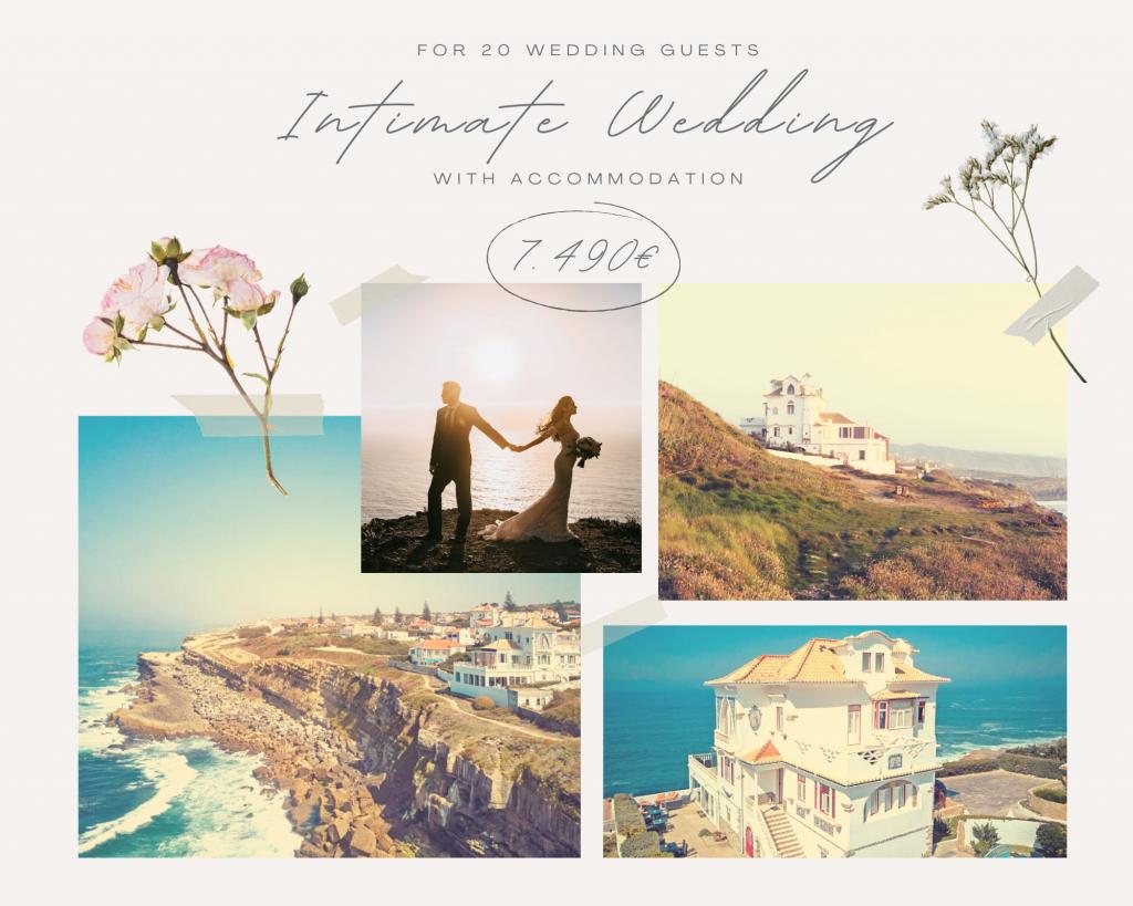Pacote Casamento Tudo incluido vista mar
