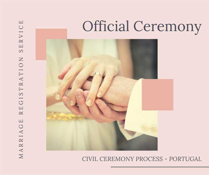 Registo Civil_Casamento em Portugal