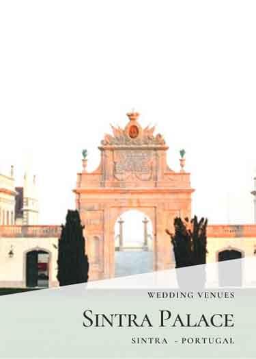 Sintra Palace Wedding Venues_Portugal Wedding Venue