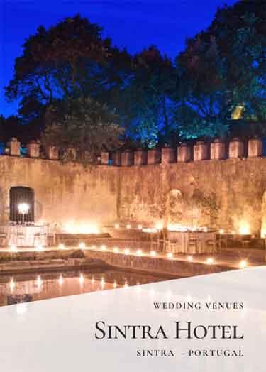 Sintra Wedding Venues_Wedding Venue