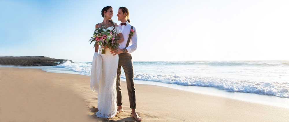 Wedding Beach Package in Portugal