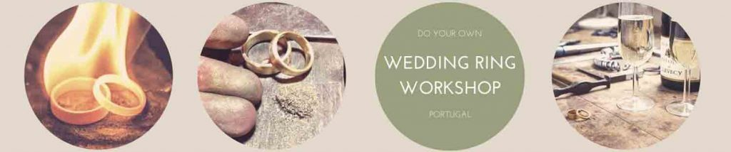 Wedding Ring Workshop in Portugal