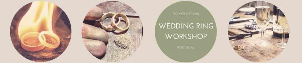 Wedding Ring Workshop in Portugal