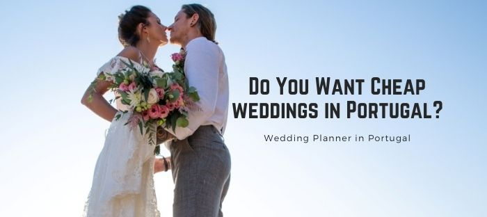 Cheap Weddings in Portugal