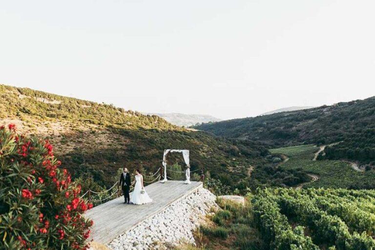 Pacote Casamento 2022 - Casamento numa Vinha