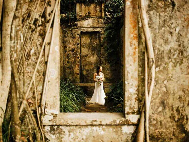 Pacote Casamento 2022 - Palacio Monserrate